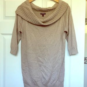Express Slouch Neck Top